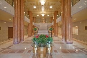 The Lobby at The Paramount at the Beacon
