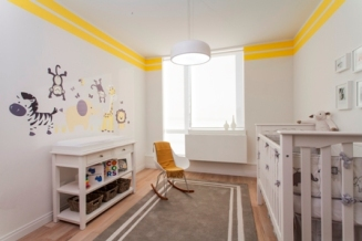 Hamilton House Kid's Room