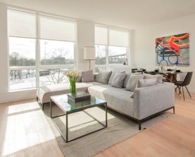Hamilton House Living Room
