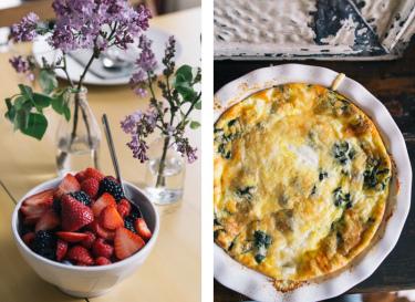 berries-quiche