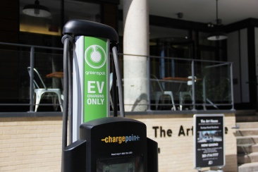 Greenspot EV Chargers a