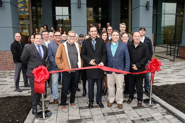 Soho Lofts Ribbon Cutting