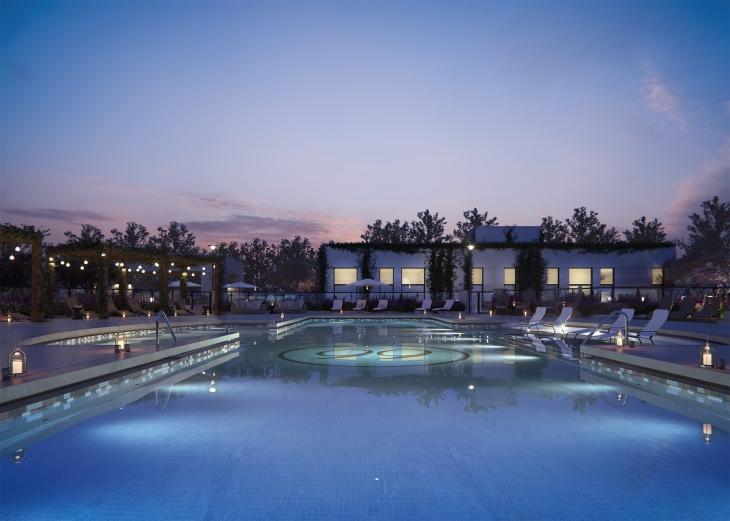 99 Hudson Pool