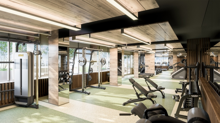 235 Grand Gym
