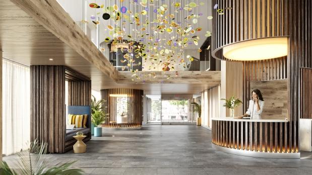 235 Grand Lobby