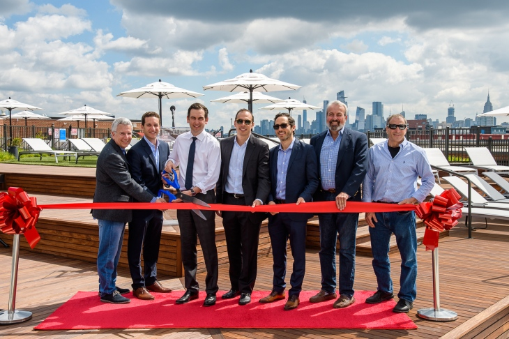 The Enclave Ribbon Cutting