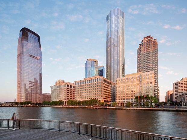 99 Hudson View From Manhattan