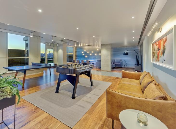 7 Seventy House 4th Floor Game Room